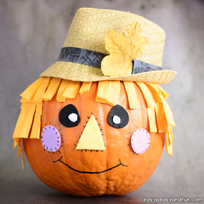 Amazing Pumpkin Painting Ideas \u0026 Other No Carve Pumpkin