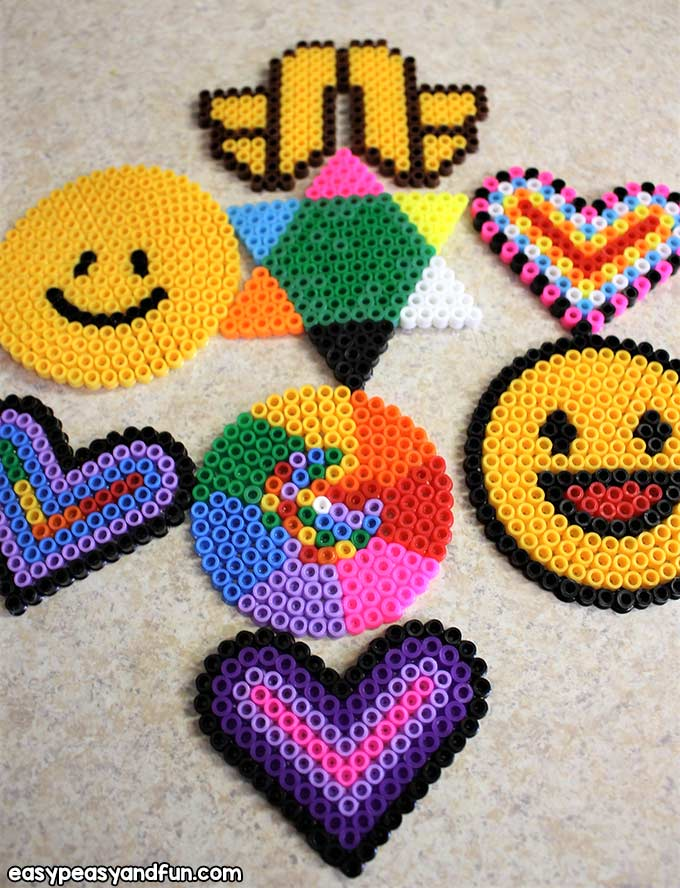 Perler Beads For Kids Art Class Tips And Tricks Easy Peasy And Fun