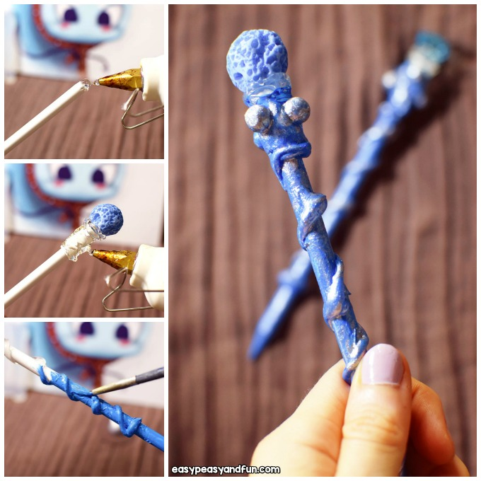 How to Make a Magic Wand Craft Idea