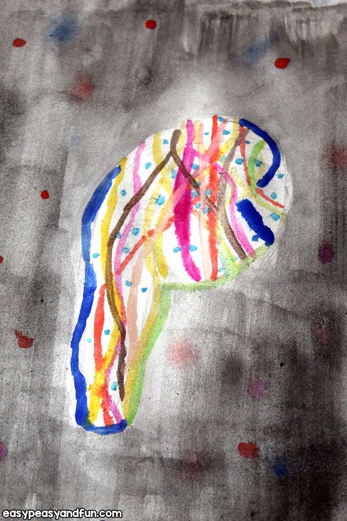 Joan Miro Art Lesson for Kids