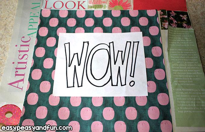 Lichtenstein Pop Art for Kids
