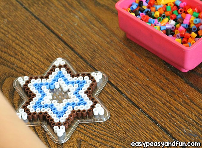 Make Perler Beads with Kids