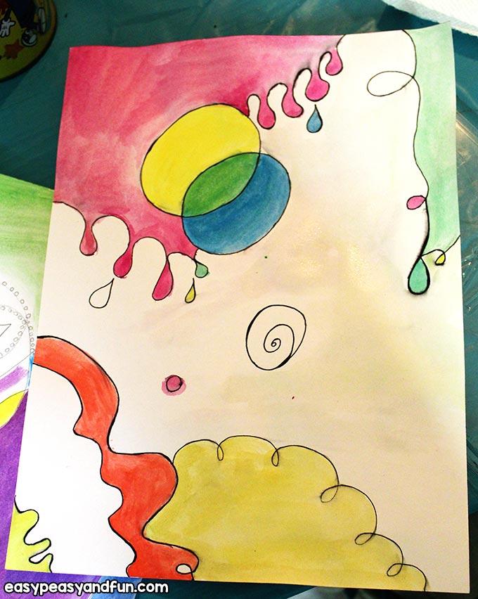 Miro Art for Kids