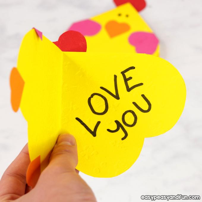 Chicken Heart Craft