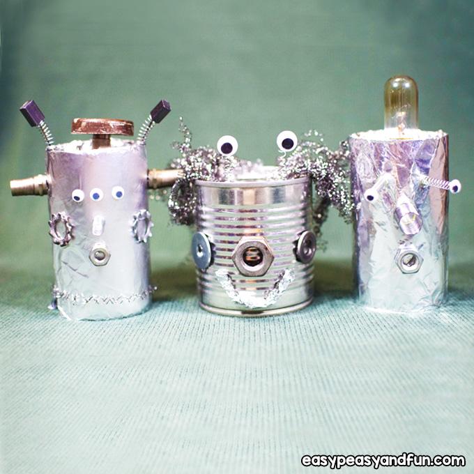 Tin Can Robots Craft