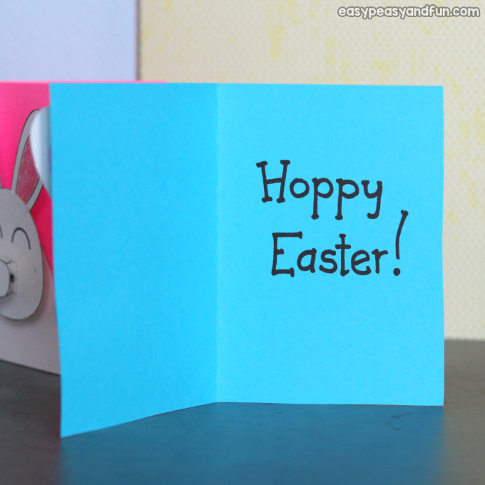 Easter Card Idea