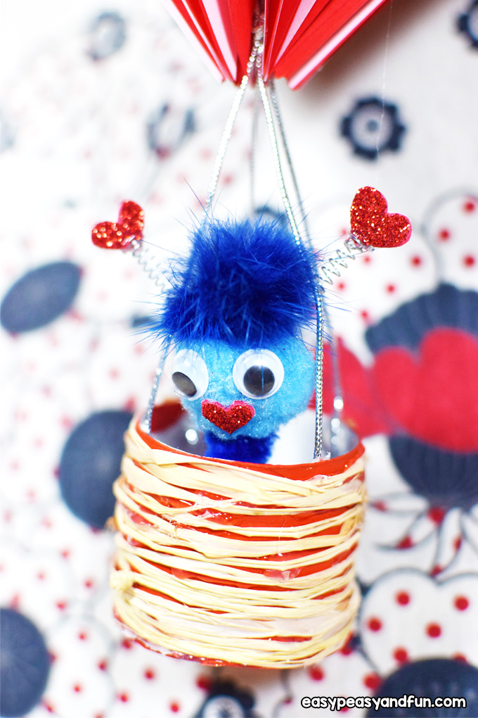 Hot Air Balloon Craft for Kids
