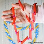 How to Make Pasta Necklaces for Kids