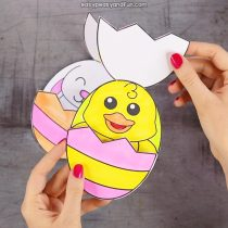 Surprise Easter Eggs Craft