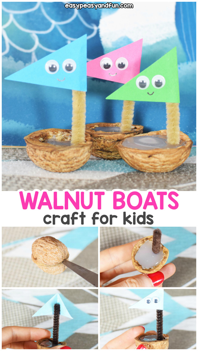 Walnut Boats