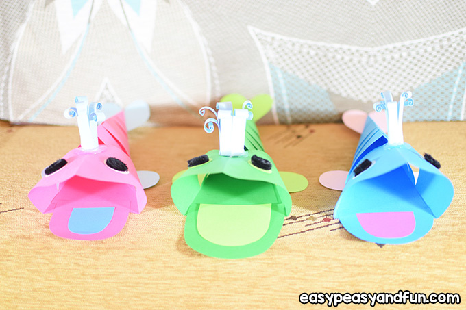 3D Paper Whale - Craft for Kids