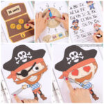 Printable Pirate Quiet Book