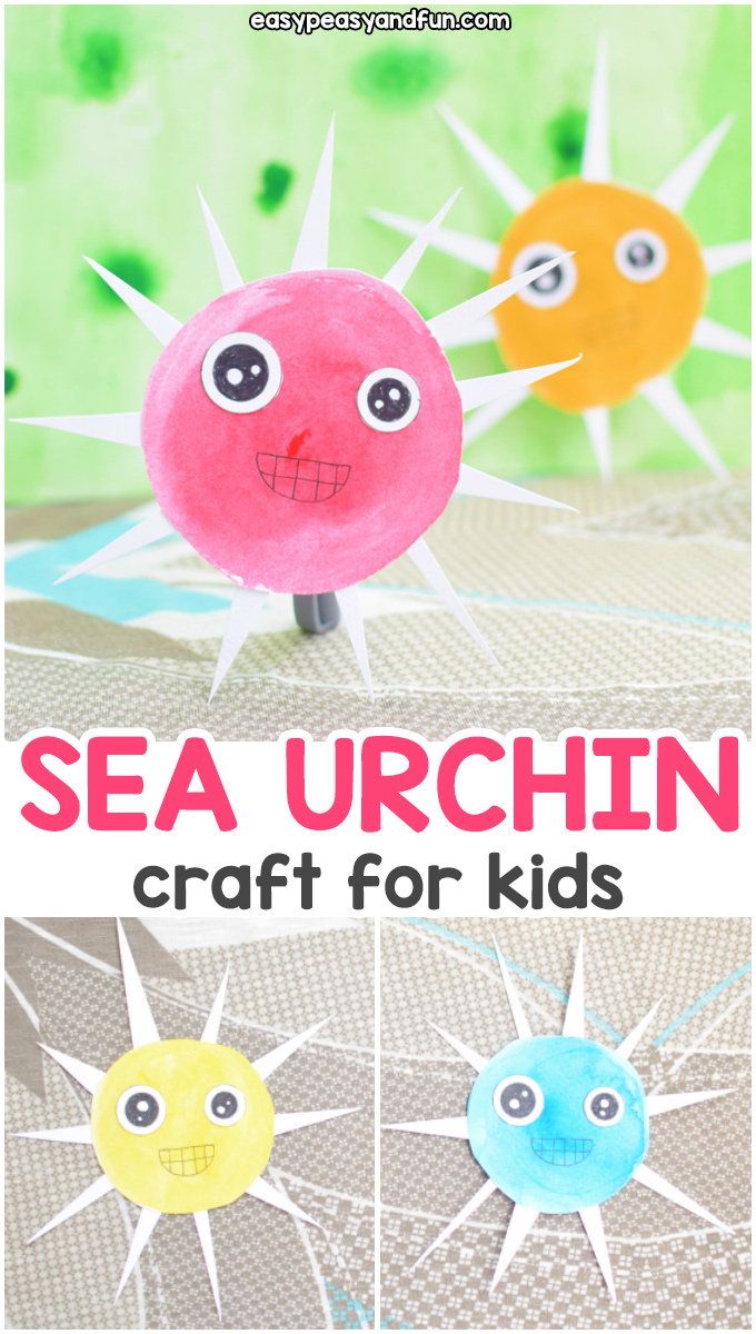 Sea Urchin Craft