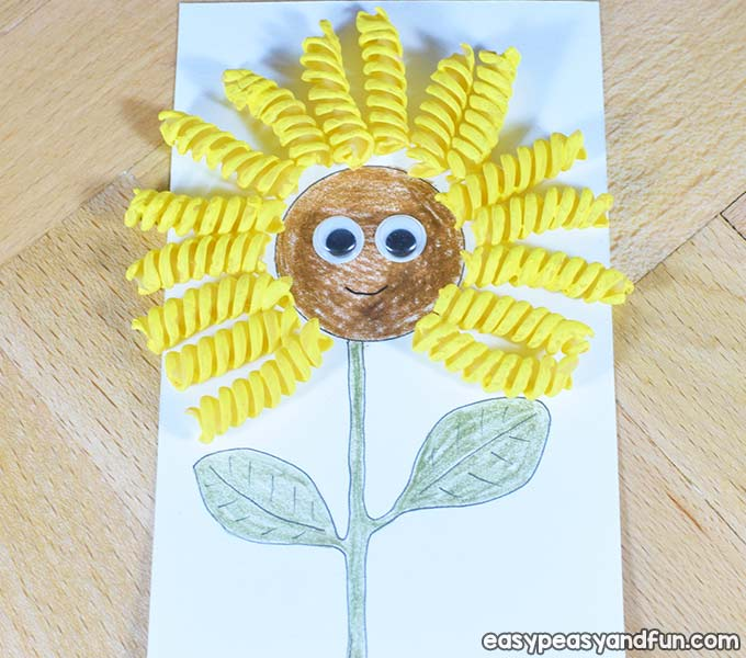 Sunflower - Step 3