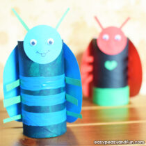 Toilet Paper Roll Bugs