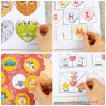 Printable Valentines Day Quiet Book