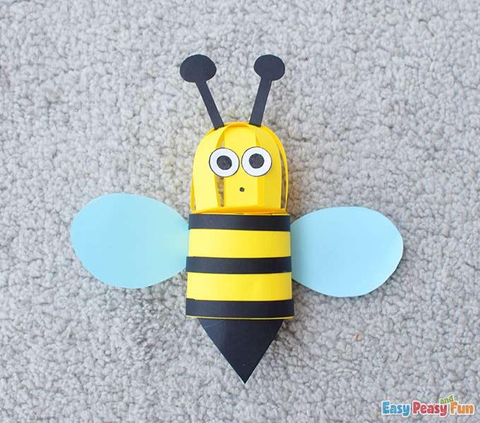 DIY 3D Bee
