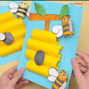 Beehive Paper Craft