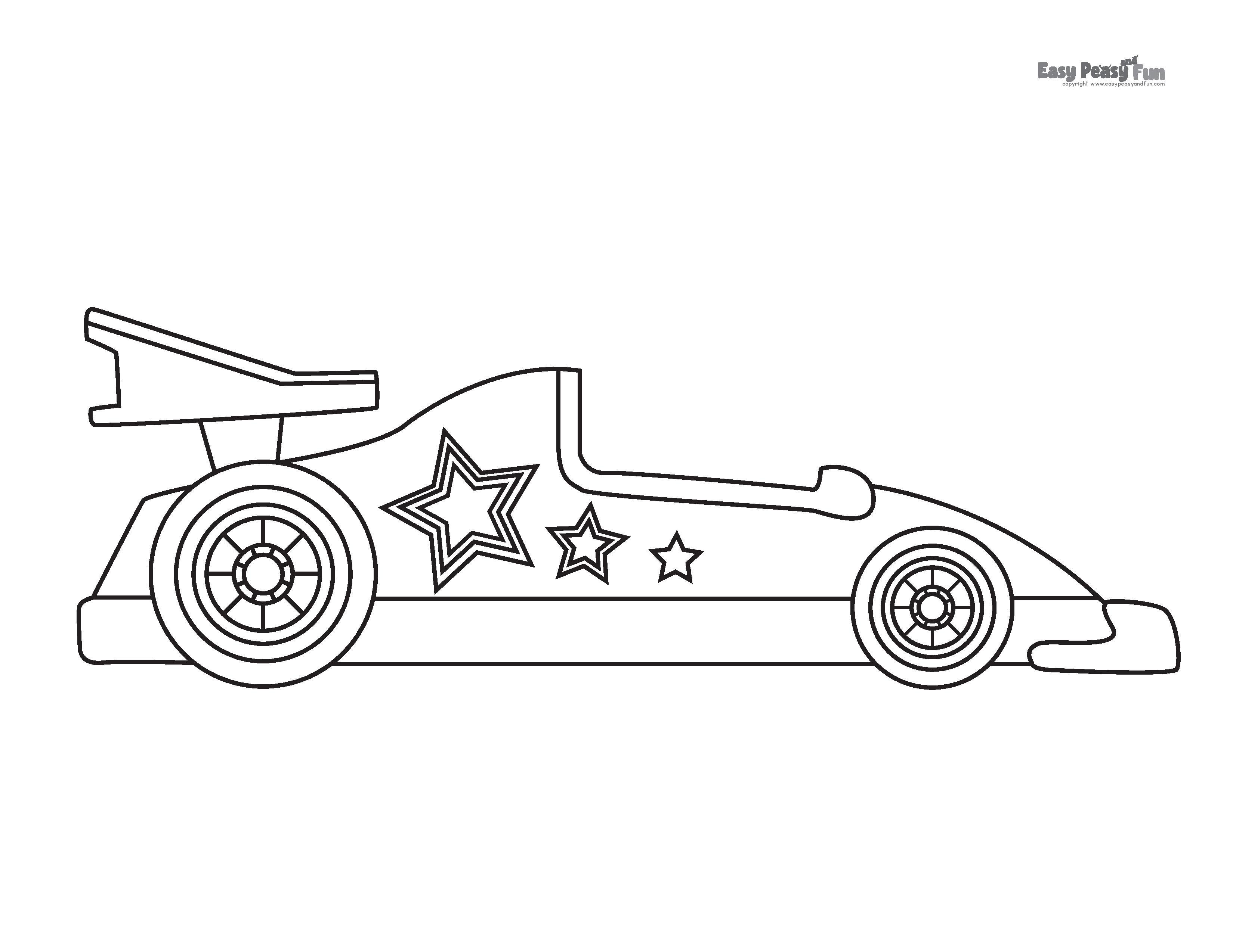 Formula Coloring Page