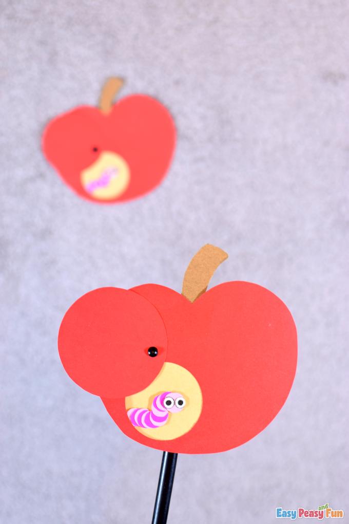 Ver bricolage dans Apple Paper Craft
