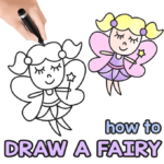 Fairy Directed Drawing Guide