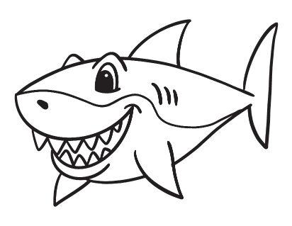Smiling Ocean Animal