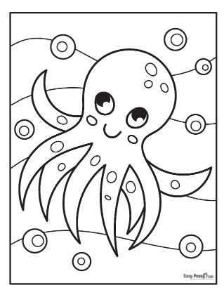 Silly Octopus