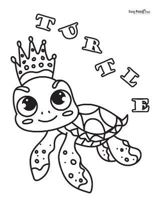 Queen of Turtles